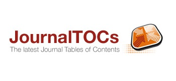 The latest journal Tables of Content